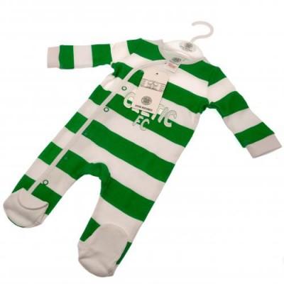Селтик Спальный костюмчик на новорожденного