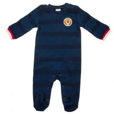 Шотландия Спальный костюмчик 3/6 месяцев