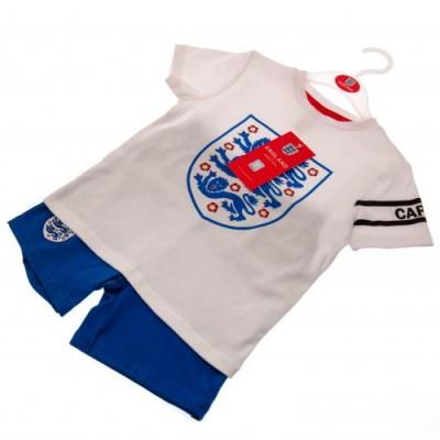 Англия Футболка и Шорты 3/6 месяцев