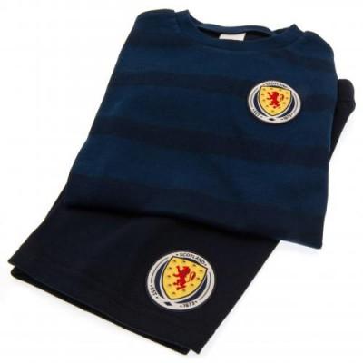 Шотландия Футболка и шорты 3/6 месяцев