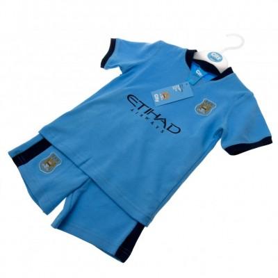 Манчестер Сити Футболка и шорты 6/9 месяцев NC