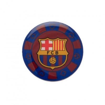Барселона Значок Покерная фишка