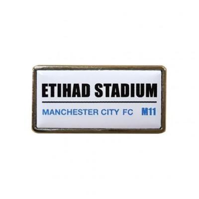 Манчестер Сити Значок SS