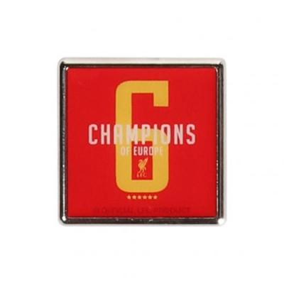 Ливерпуль Значок Ch6mpions