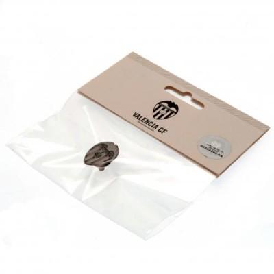 Валенсия Значок античное серебро