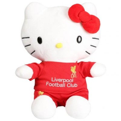 Ливерпуль Плюшевая игрушка Hello Kitty