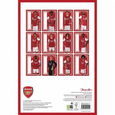 Арсенал Календарь 2021