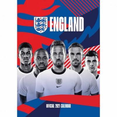 Англия Календарь 2021