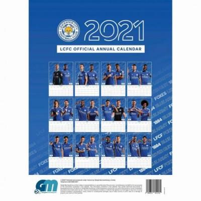 Лестер Календарь 2021