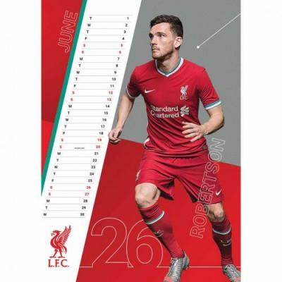 Ливерпуль Календарь 2021