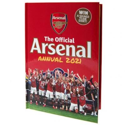 Арсенал Ежегодник 2021