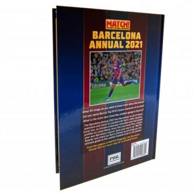 Барселона Ежегодник 2021