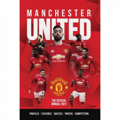 Манчестер Юнайтед Ежегодник 2021