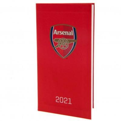 Арсенал Карманный дневник 2021