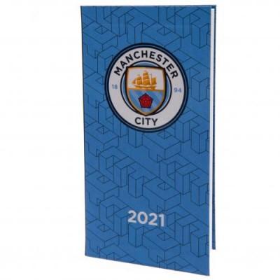Манчестер Сити Карманный дневник 2021