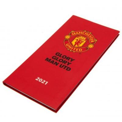 Манчестер Юнайтед Карманный дневник 2021