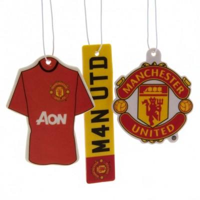 Манчестер Юнайтед Комплект освежителей воздуха ( 3 шт.)