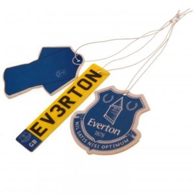Эвертон Комплект освежителей воздуха ( 3 шт.)