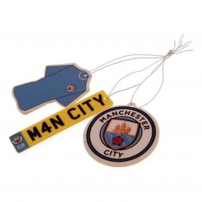 Манчестер Сити Комплект освежителей воздуха ( 3 шт.)