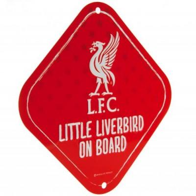 Ливерпуль Знак Ребенок в салоне