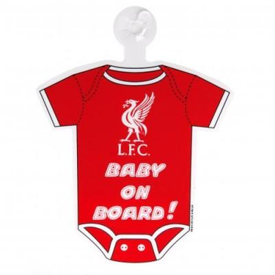 Ливерпуль Знак Дети в салоне