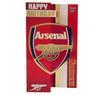 Арсенал Поздравительная открытка