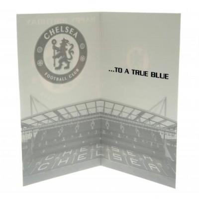 Челси Поздравительная открытка