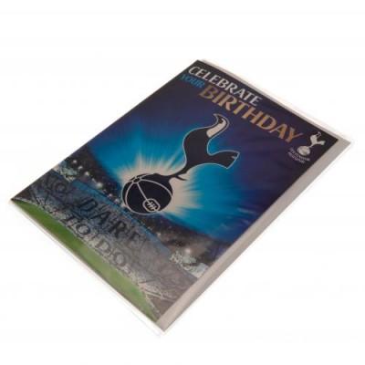 Тоттенхэм Поздравительная музыкальная открытка