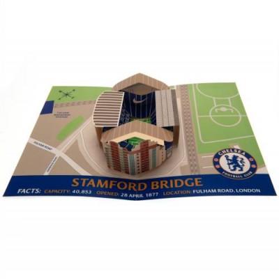 Челси Поздравительная открытка (стадион)