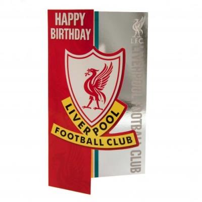 Ливерпуль Поздравительная открытка