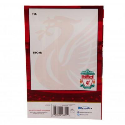 Ливерпуль Поздравительная открытка (стадион)