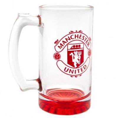 Манчестер Юнайтед Пивная кружка CC