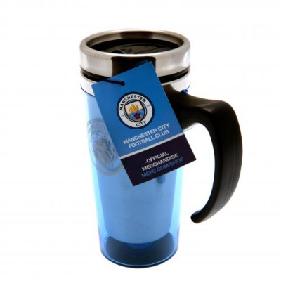 Манчестер Сити Алюминиевая термокружка