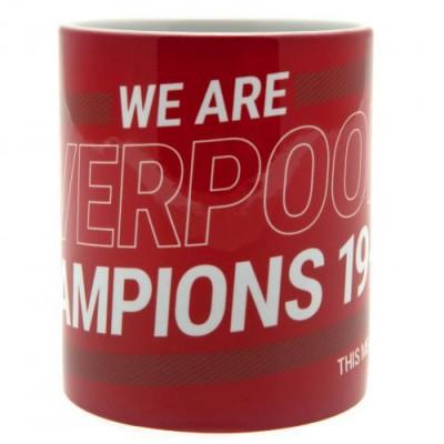 Ливерпуль Бокал Чемпионы Англии 19-20