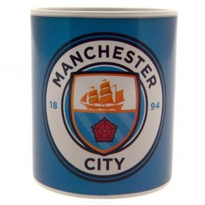 Манчестер Сити Бокал с проявляющейся эмблемой