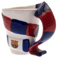 Барселона Бокал Шарф 3D