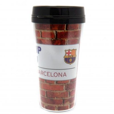 Барселона Пластиковый стакан для путешествий SS