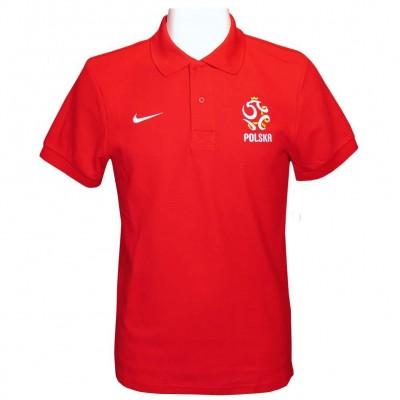 Польша Футболка-поло Nike мужская S