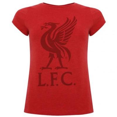 Ливерпуль Футболка женская Liverbird Red 12