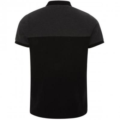 Ливерпуль Футболка-поло мужская Black S