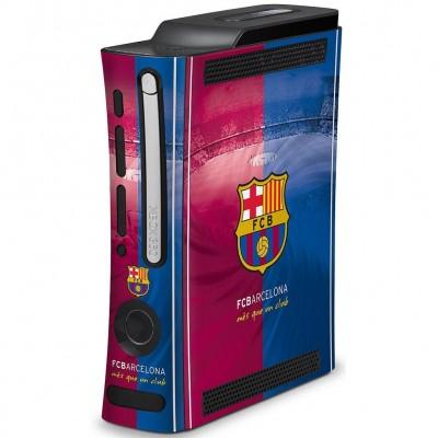 Барселона Наклейка для Xbox 360