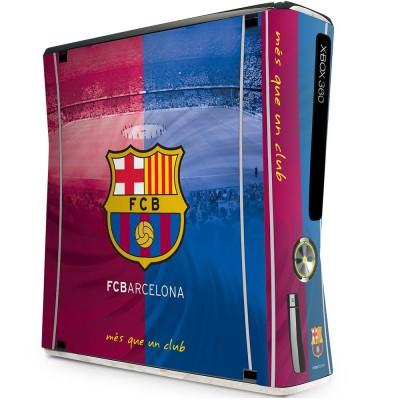 Барселона Наклейка для Xbox 360 (Slim)
