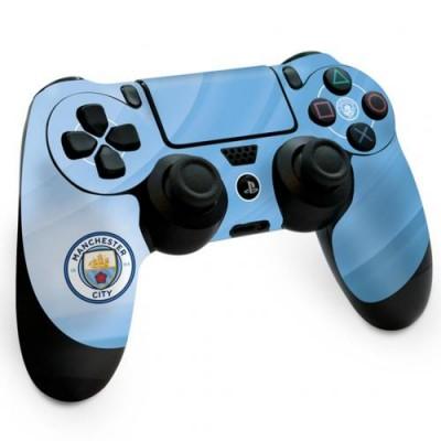 Манчестер Сити Наклейка для джойстика к PS4