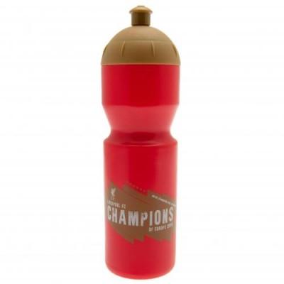 Ливерпуль Бутылка для напитков Победители Лиги Чемпионов