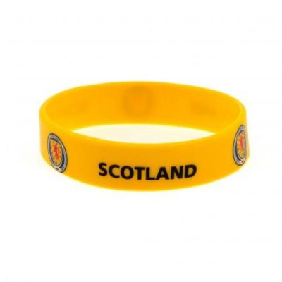 Шотландия Силиконовый браслет