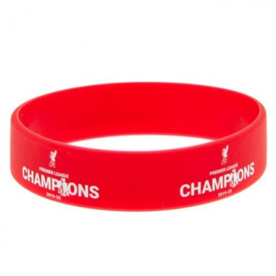 Ливерпуль Силиконовый браслет Чемпионы Англии 19-20