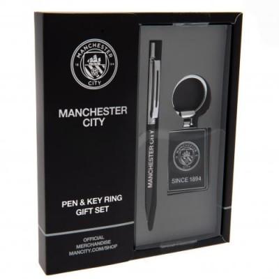 Манчестер Сити Набор Ручка и Брелок