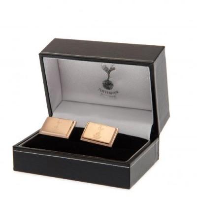 Тоттенхэм Запонки с покрытием из розового золота