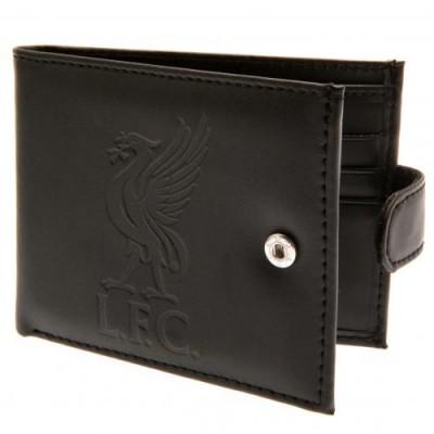 Ливерпуль Кожаный бумажник Антифрод