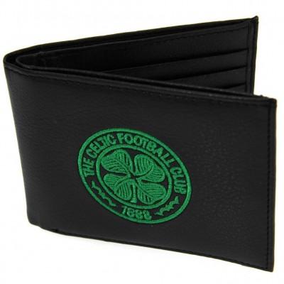 Селтик Кожаный бумажник